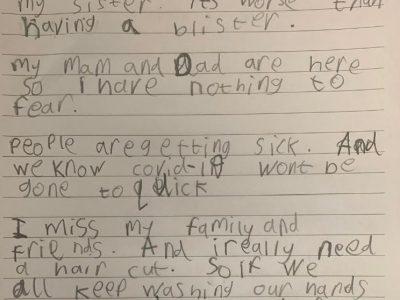 Zack's Poem